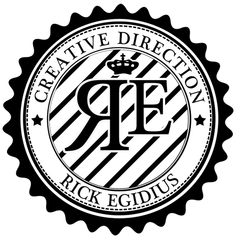 Rick Egidius - Creative Direction